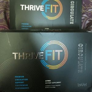 Thrive Fit Circulate 2 boxes of 30 packets each